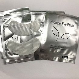 Canada Seashine Eye Gel Patchs Pour Extension De Cils 50 Paires / Lot Sans Peluche EyePads De Corée Du Sud Sous Les Yeux Make Up Outils cheap eyelash extensions under eye Offre