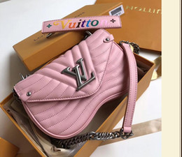 2018 Новая волна новые роскошные кожаные сумки stlye известный бренд большинство popul Женщины сумки дизайнер feminina сумка сумки M51930 от