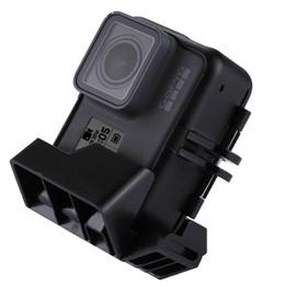 2019 top dslr kameras Mulit-Function PULUZ Fahrrad Aluminium Lenker Stativ Halter Kopf Adapter Halterung für Sport Kamera und Handy