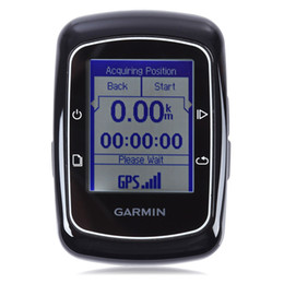 computer fahrrad Rabatt Garmin Edge Fahrrad-Fahrradcomputer GPS-fähiger GPS-Satellitenpositionierung Fahrradcomputer Virtueller Partner Route Herausforderung Tachometer VB