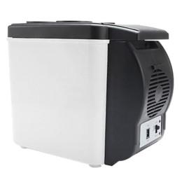 Refrigerador eléctrico del camión del enfriamiento y del enfriamiento del refrigerador del coche de la capacidad de 12V 6L para el coche y el uso en el hogar del barco del viaje rv desde fabricantes