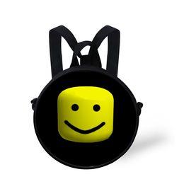 4d7a0c607efd Noisydesigns 3D Kids Backpack Girls cute Roblox Games Printing Children  Backbag Fashion Bag Casual School Bag Feminina
