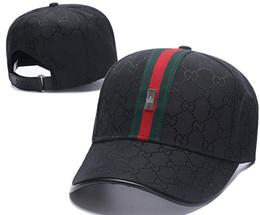 b71e0c27a5e 2019 Designer Mens Baseball Caps Luxury Brand Hats Embroidered bone Women  casquette Mesh Sun Hat gorras Sports golf Cap 16