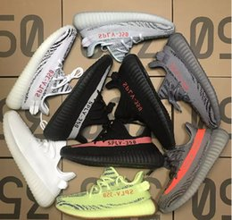 reputable site 54955 68f7e 2018 off white Adidas Yeezy Sesame Butter ice giallo 36-46 350 v2 scarpe  firmate Blue tinta 350 V2 Sply Black Red BY9612 350 Uomo Donna Running  Shoes adidas ...