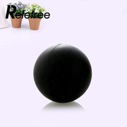 Fitness Training Massaggio Ball Lacrosse Ball 6.2m Trigger Sport Rubber Nuovo equipaggiamento per il fitness hockey di 6,2 cm di diametro da
