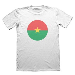 10ab2f5f funny christmas shirts Coupons - Burkina Faso Flag Design T-Shirt - Men's  Fathers Day