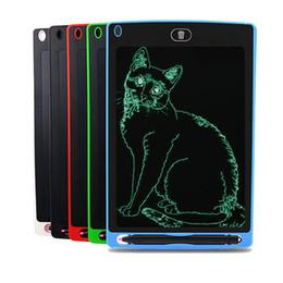 """2019 optischer maussensor mini Tragbare Smart 8,5 """"LCD Schreiben Tablet eWriter Digitale Zeichnung Schreiben Handschrift Pad Elektronische Grafiktabellen Message Board"""
