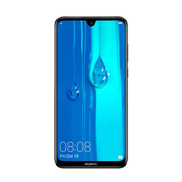 Nuevos teléfonos inteligentes online-Nuevo original Huawei Enjoy Max 4G LTE Smart Mobile 7.12 pulgadas de pantalla completa 4GB RAM 64GB ROM Snapdragon 660AIE Octa Core 16.0MP teléfono celular