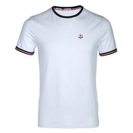 Venta caliente de alta calidad de la manera camiseta de gran tamaño hombres camiseta de manga corta sólido ocasional camiseta de algodón camiseta de verano desde fabricantes