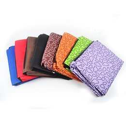 Wholesale nylon car covers - Thicken Oxford Cloth Dog Pad Waterproof Wear Resistant Car Puppy Back Covers With Safety Belt Pet Supplies 37 24fy BW