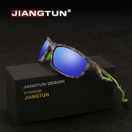ce4bb6e0ef6 Discount camo sunglasses - JIANGTUN Brand Camo Polarized Sunglasses 2018  New Mirror Reduce Glare Sun Glasses