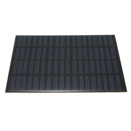Wholesale Quality Solar Systems - atteries Cells, Panel High quality DIY 18V 1.5W Polycrystalline silicon Stored Energy Solar Panel Module System Solar Cells Charger 11x...