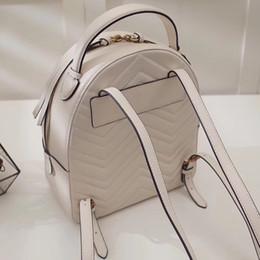 Mochilas unidas on-line-Europa e nos estados unidos mulheres mochila sacos de moda de couro real de alta qualidade frete grátis s245