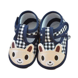 Wholesale Cheap Wholesale Canvas Shoes - 2017 Hot Sale Cheap First Walker Plaid Sneaker baby moccasins baby shoes sapatos infantil menina menino newborn shoes Wholesale