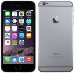 """nota 1 gb ram 16 gb rom Rebajas Desbloqueado Apple iPhone 6 iPhone 6 Plus original sin teléfono de huellas dactilares 4.7 """"5.5 '' 1GB RAM 16GB / 64GB / 128GB ROM IOS restaurado Celular"""