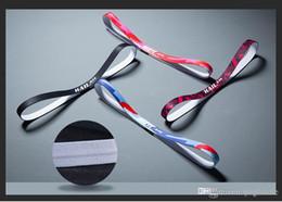 2019 headbags de exercícios grossistas Frete grátis verão esportes headband aptidão yoga hairband suor absorvente não-slip maré correndo antitranspirante sweatband