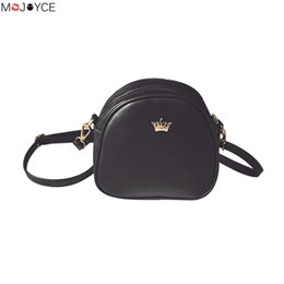 Wholesale Imperial Gold - Wholesale- Hot Sale Casual Small Women Bag imperial crown Designer Messenger Bags Ladies Shoulder Crossbody Bag Female PU Leather Handbags