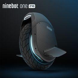 Uma roda scooters on-line-Original Ninebot Um Z10 Z6 Auto Balanceamento de Scooter Elétrica Unicycle 1800 W Motor Speed 45 km / h build-in Lidar Com Hoverboard Z Z6