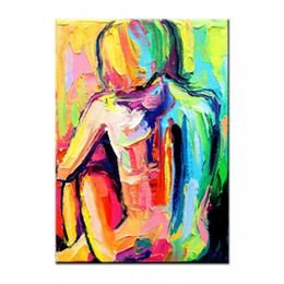 Wholesale Quality Poster Printing - NEW 100% hand-painted canvas oil painting high quality Household adornment art DM-15090105