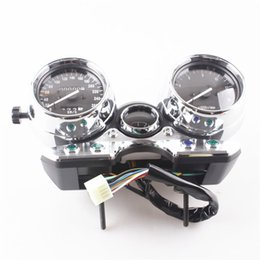 Wholesale Motorcycle Parts For Suzuki - ALLGT Motorcycle Speedometer Tachometer Tacho Gauge Instruments For SUZUKI GSX 750 1997 1998 1999 2000 2001 2002 Motor Parts Replacement