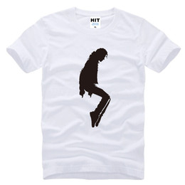 mens dance shorts Promo Codes - Summer Designer T Shirts Mens T Shirt MJ Dancing Printed T Shirt for Men Fashion Stylish Funs Tee Shirt 17 Style S-3XL