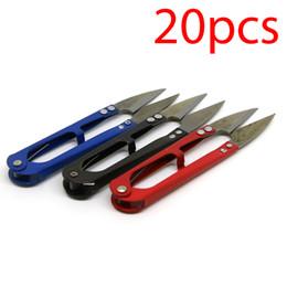 20pcs outil de pêche à la broderie coupe fil portable coupe ciseaux Thrum Mini couture ciseaux ? partir de fabricateur