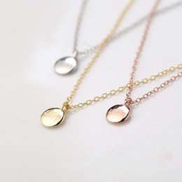 """Wholesale Bean Pendant Necklace - Gift Lady '1pc Authentic 925 Sterling Silver Jewelry """"Lucky """"Engraved Carved Lucky Round Bean Necklace Pendants 3color X1266"""