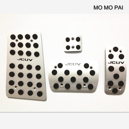 momo Coupons - MOMO PAI 4pcs Aluminum Accelerator Brake Clutch Increase Pedal for Dodge JCUV 2013-2015 pedales