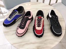 Quatre couleurs Soie vache en cuir de peau de mouton cuir véritable Design Mens Femmes Running sport chaussures de sport occasionnels correspondent couleur ? partir de fabricateur