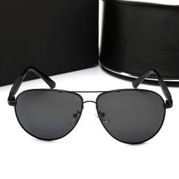 sonnenbrille originalverpackung Rabatt 2018 neue Ankunft 100002 Sonnenbrille für Männer Mode polarisierte Sonnenbrille Brille Marke Designer Sonnenbrille mit Original Verpackung Box 10 Paare