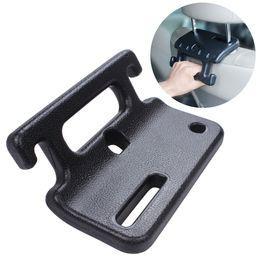 Wholesale universal headrest mount - Car Seat Back Hook Armrest Hanger Holder Organizer for Car Auto Vehicle Universal Headrest Bag Mount Storage Hook Clips