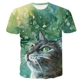 T Humor Bianca Animale Maglia Personalizzata Cat Gatto Shirt dBExWreQCo