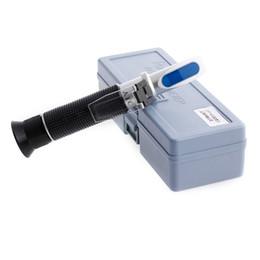 Argentina Medidor de refractómetro de salinidad de alta calidad Lector de agua Marine 0 ~ 10% Probador de prueba de acuario de sal cheap meter reader Suministro