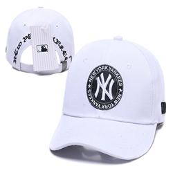 Wholesale 3d embroidery snapback - 2018 New NY Baseball Caps Hiphop Men Women Adjustable Hats 3D embroidery MLB New York Yankees Snapback Cap Headware