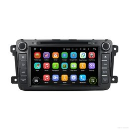 Wholesale Dvd Player For Mazda - 2Din car radio 8Inch Octa-core 4 GB RAM with canbus Car DVD player for Mazda CX-9 2012-2013 with GPS,Steering Wheel Control,Bluetooth, Radio