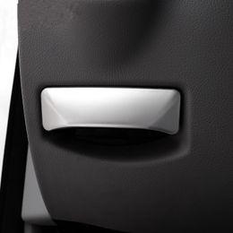 calcomanías de acero inoxidable Rebajas Interruptor de liberación de frenos de pie Calcomanías de ajuste para Mercedes Benz GLK X204 / C clase W204 / E clase W212 Diseño de carros de acero inoxidable