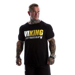 2019 maglia muscolare T-shirt a manica corta in jersey di cotone con maniche corte a maniche corte per uomo stile YANQIN XXXL sconti maglia muscolare