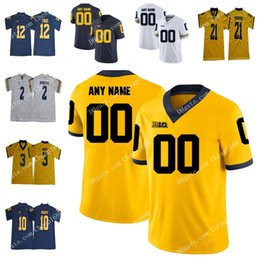 3e8d1e629 Wholesale Michigan Wolverines Football Jerseys - Buy Cheap Michigan ...