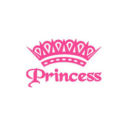 graphic stickers for cars Coupons - stickers ps3 cute Hot Pink Princess Crown car Decal Sticker ,Elegant lady girls car stickers FREE SHIPPING,s2013