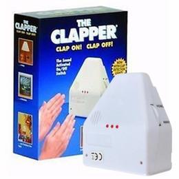 2019 aktiviert iphone Der Clapper Sound Activated Schalter Ein / Aus Clap Electronic Gadget Hand 110V Sound Control Schalterhalter günstig aktiviert iphone