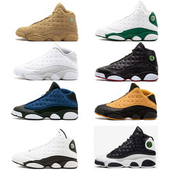 Wholesale Athletic Shoes History - Best cheap 13 History of Flight White men basketball shoes 13s sports Sneaker Athletics fashion Shoes free shipping szie 8-13