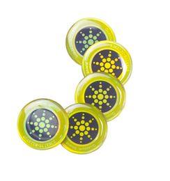 OEM está disponible, vinilo adhesivo de protección contra la radiación de oro para el teléfono móvil con envío gratuito desde fabricantes