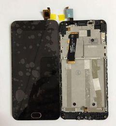 Canada Ecran tactile noir complet avec cadre pour Meizu M2 NOTE cheap meizu m2 note touch screen Offre