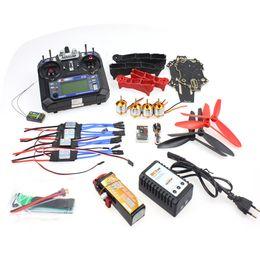 Wholesale Esc Controller - JMT Unassembled Q330 Frame QQ Super Controller Motor ESC with Flysky FS-i6 6CH Transmitter for DIY RC Drone Racer Aircraft