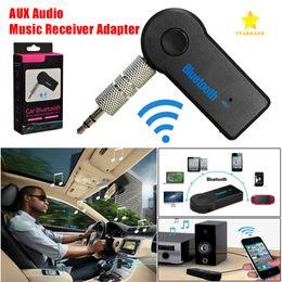 Transmisor FM de Wirelless de audio para el automóvil, kit de coche, receptor Bluetooth de 3,5 mm con micrófono con paquete minorista desde fabricantes