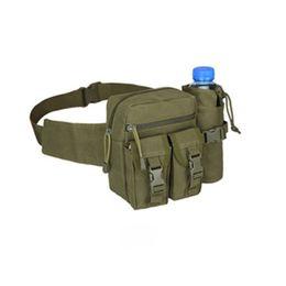 Sacchetto di qualità escursionistico online-Sacchetto di nylon tattico Outdoor Marsupio Borse Pack Escursionismo Pesca Sport Zaini da caccia di alta qualità 17 5ly Ww