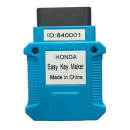 2019 leitor de chave bmw pro Auto programador chave trabalho para Honda / Acura equipado com soquete OBDII-16 de 1999 a 2018 ferramenta de programação chave do carro