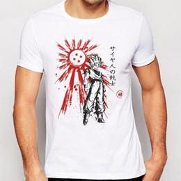 coole singles Rabatt Großhandels-Männer arbeiten Hemdoberseiten Saiyankriegerkarikatur druckt T-Shirt kühlen Bodybuildinghemdhippie-lustige singletts um