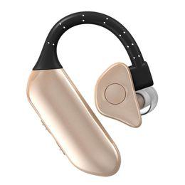 2019 auriculares para pc Bluetooth V4.0 INALÁMBRICO Q8 Auriculares In Ear Earphones HIFI Auriculares Auriculares Con Micrófono para el Teléfono / PC / Tablet / Smart Watch EAR312 auriculares para pc baratos