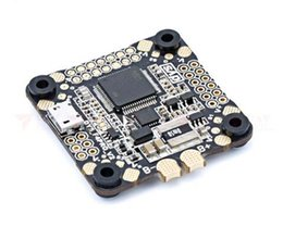 Wholesale Motor Control Boards - DYS flight control F4 PRO V2 Betaflight with 5V 3A 9V 1.2A BEC intergrated protection circuit on-board OSD flat cable connection